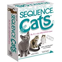 Sequence Cats Edition Board Game