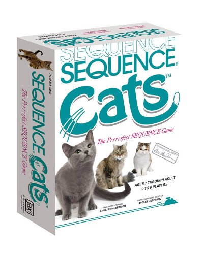 Cat Bingo (Sequence Cats Game)