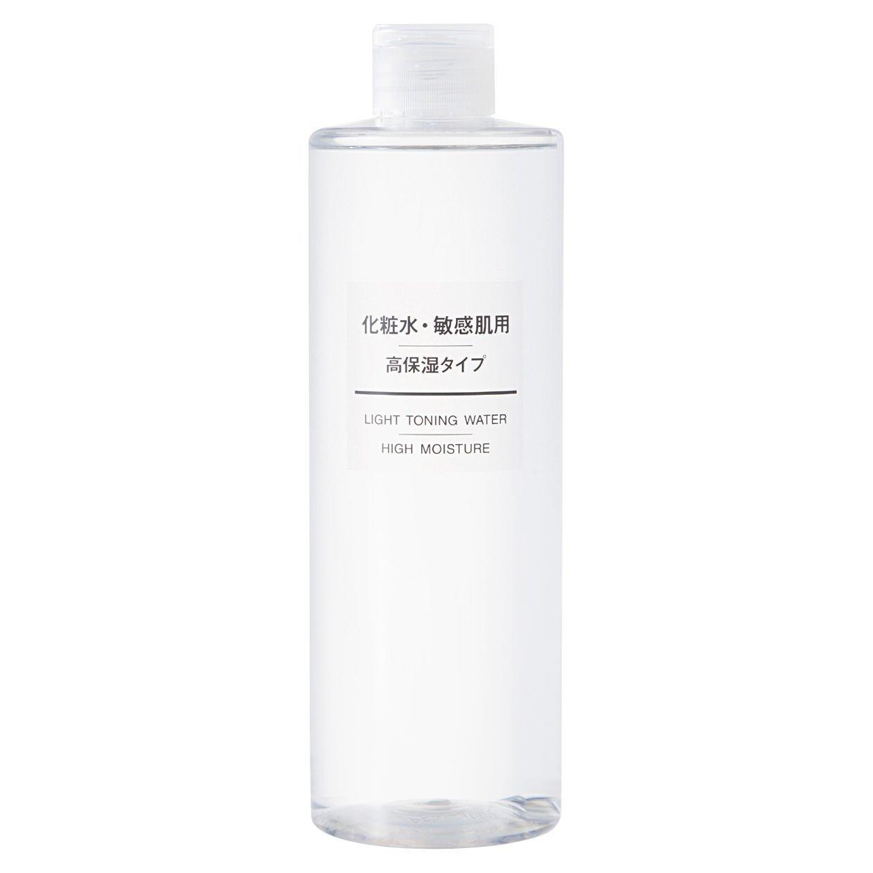 1位. 無印良品 化粧水 敏感肌用 高保湿タイプ