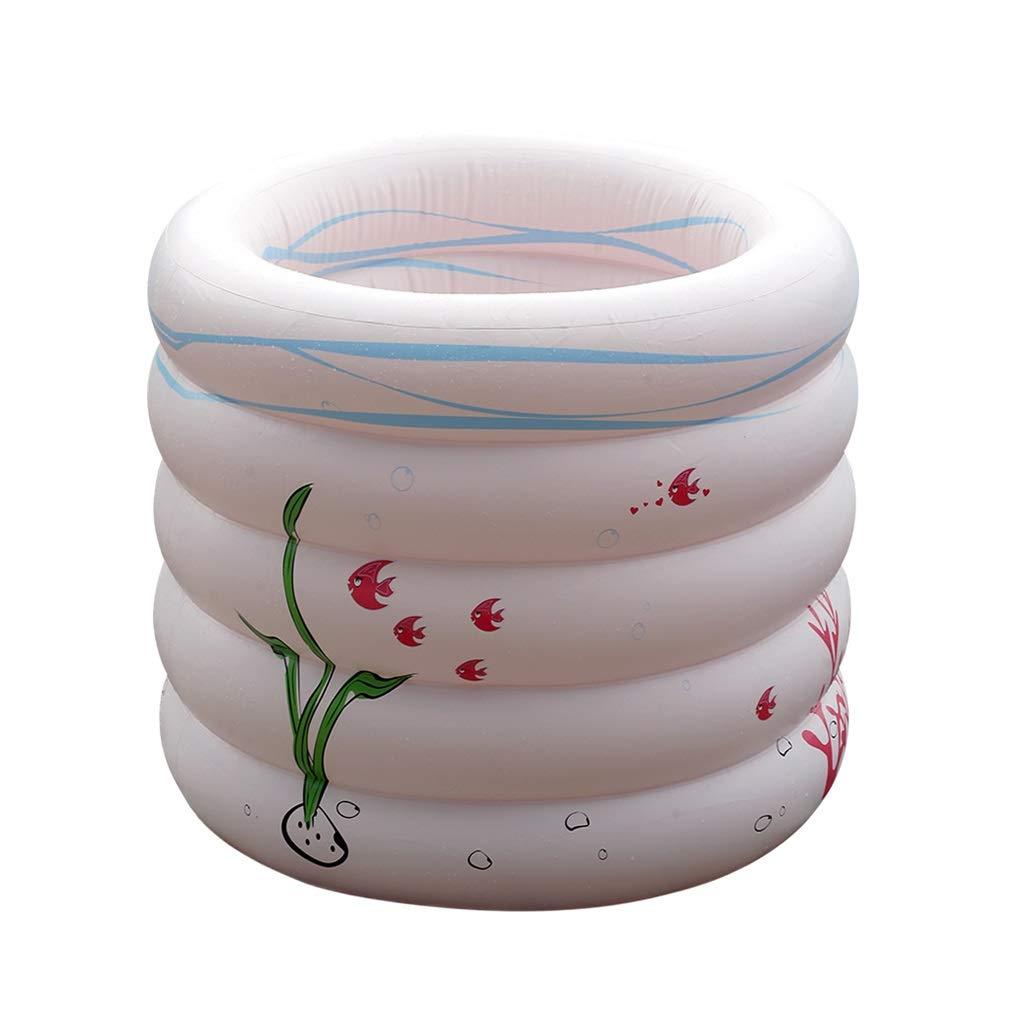 Soaking bath & Familia Plegable Aislamiento de la Piscina Inflable ...