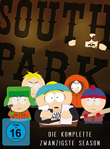 South Park - Season 20 by Paramount (Universal Pictures)