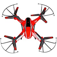 Tiean YD- A8 4CH 6-Axis Gyro 2.0MP Camera RC Quadcopter 360° Flips Aircraft Drone Toy