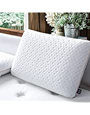 BedStory Pillow, Hotel Pillows for Neck and Shoulder Pain Bedding Gel Infused Pillow