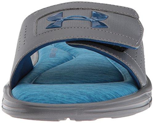 V Sandal Moroccan CC Gray Zinc Armour Men's Blue Ignite Blue Under Slide Moroccan Heather avXw0apq