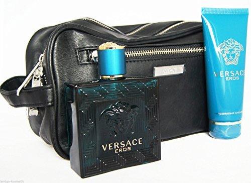 Versace Eros Eau De Toilette for Men 100ml - 3