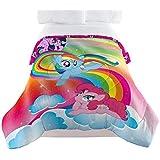 Hasbro Little Pony Living the Dream Comforter, Twin