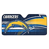 NFL San Diego Chargers Universal Auto Shade, Large, Yellow