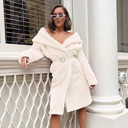 Top Down Blanc Veste à Blanc Couleur de 10 Winter Matelassé Uk Taille Dessus Longs Vêtements Plus Zhrui bandoulière Puffa Women Sac M Coat 8 Taille Jacket xfqw7wHA