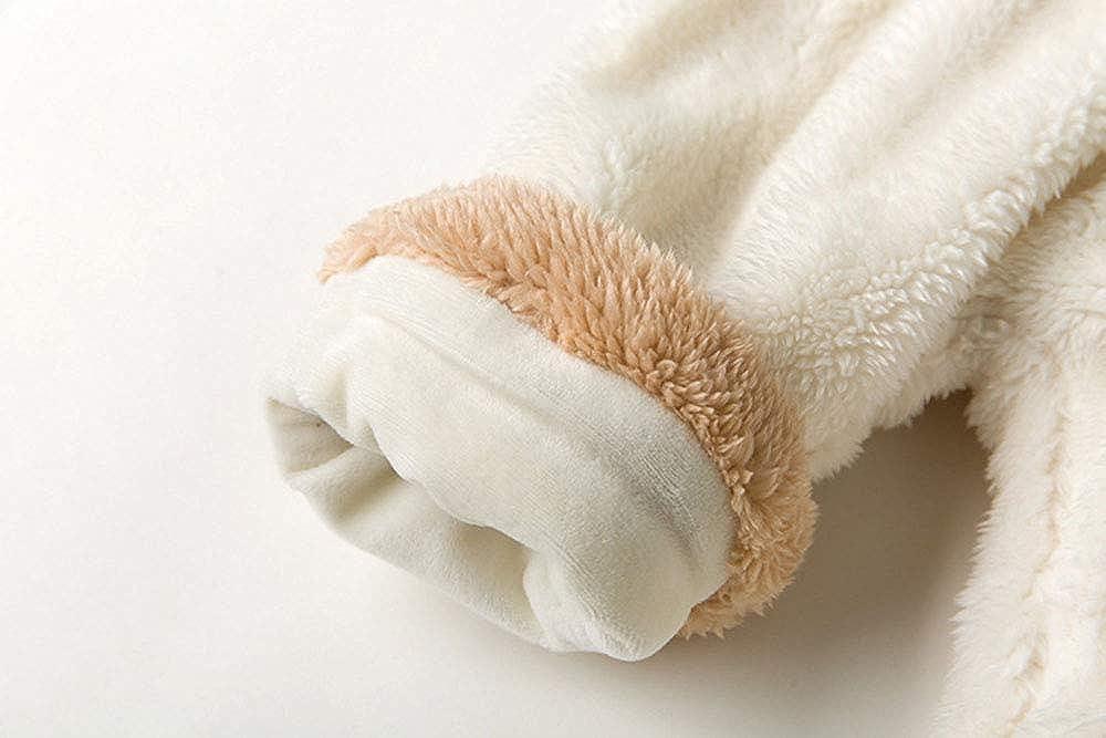 Fairy Baby Toddler Baby Unisex Kids Warm Trouser Thicken Fleece Winter Legging Pant