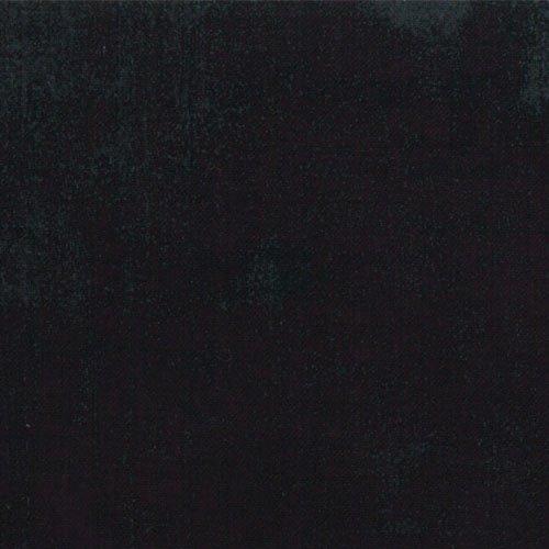 Moda Basic Grey Grunge Cotton Quilt Fabric Black Dress Style 30150/165