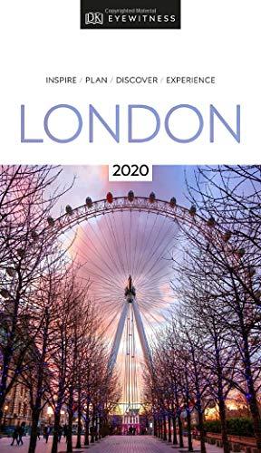 DK Eyewitness Travel Guide London: 2020 (London Map Guide)