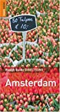 Front cover for the book Amsterdam Directions by Martin Dunford