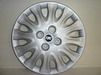 Juego de tapacubos 4 tapacubos diseño Fiat Punto Hlx (II serie) 5 puertas desde 1999 r 14: Amazon.es: Coche y moto