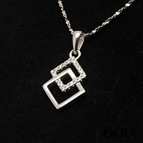 usongs Silver S925 diamond gemstone diamond chain necklace pendant bracelet XLX Generation Plant 33 send batch (Send Gemstone Bracelets)