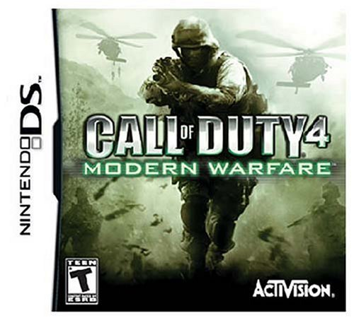 Call of Duty 4: Modern - Games Ds Duty Call