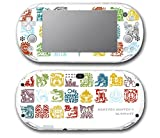 Monster Hunter 4 Ultimate Generations Stories Video Game Vinyl Decal Skin Sticker Cover for Sony Playstation Vita Slim 2000 Series System
