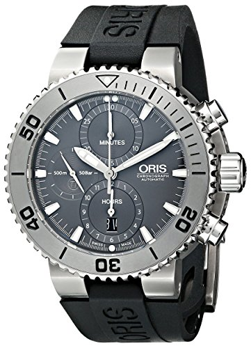 Oris-Mens-67476557253RS-Divers-Analog-Display-Swiss-Automatic-Black-Watch