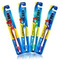 Oral-B Toothbrush Shiny Clean Soft (Pack of 12) Display