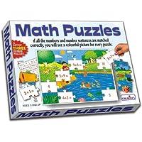 Creative's Math Addition Puzzle (Multi-Color)