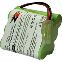 ZZcell Battery For Euro Pro Shark Vacuum Carpet And Carpet Sweeper XB2950, V2945, V2945Z, V2950, V2950A 1200mAh