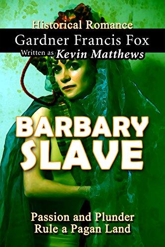 Barbary Slave (Historical Romance Book 1)