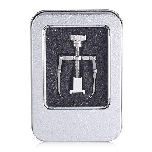 Professional Encarnadas uñas herramienta de corrección con caja de metal + Excavator + Alicates de uñas, alicate Tratamiento ningewachsener clavos de ...