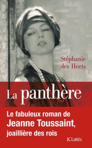 La Panthere Romans Historiques French Edition Kindle