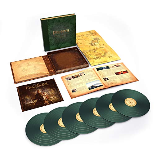 Howard Shore - The Lord Of The Rings [Disco de Vinil]