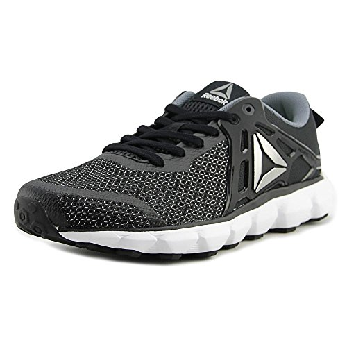 Reebok Hexaffect Run 5.0 MTM Women's Running 11 B(M) US Black-Pewter-White (Womens Tennis Shoes Reeboks)