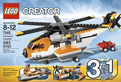 Lego Creator 7345 Transport Chopper from LEGO
