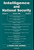 img - for Intelligence and National Security - Volume 14 - Summer 1999 - Number 2 book / textbook / text book