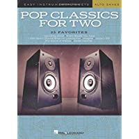 Pop Classics for Two - Easy Duets - Alto Sax