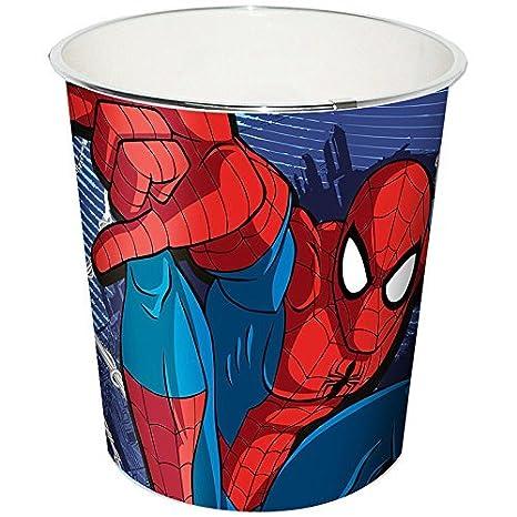 Bol Palomitas Popcorn 2.8 l polypropileno Plastico Duro Spiderman ...