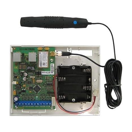 Teletek Sistema de Seguridad - Argus gsm Universal gsm/SMS ...