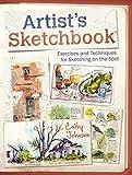 """Artist's Sketchbook Exercises and Techniques for Sketching on the Spot"" av Cathy Johnson"