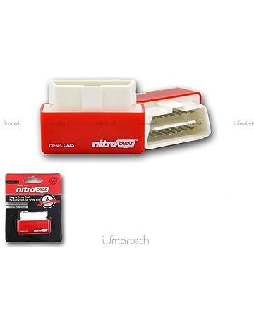 Nitro OBD2 - Chip tuning para coche 35 % más de BHP y 25% más