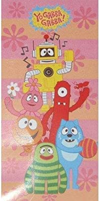 Yo Gabba Gabba Beach Bath Towel 30