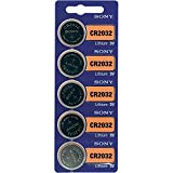 Sony 3V Lithium CR2032 Battery (4 strips of 5 per unit)