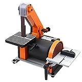 """XtremepowerUS 1"""" X 30"""" Belt / 5"""" Disc Sander Polish Grinder Sanding Machine Work Station"""
