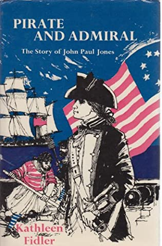 book cover of Pirate and Admiral