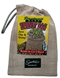 Sproutman Hemp Sprout Bag - Just Dip In Water, Hang It Up, & Watch It Grow