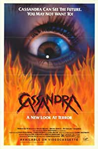 Cassandra Poster Movie 27x40 Shane Briant Briony Behets Kit Taylor