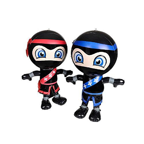 24'' Ninja Inflate by Bargain World
