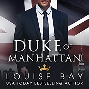 Duke of Manhattan Audiobook