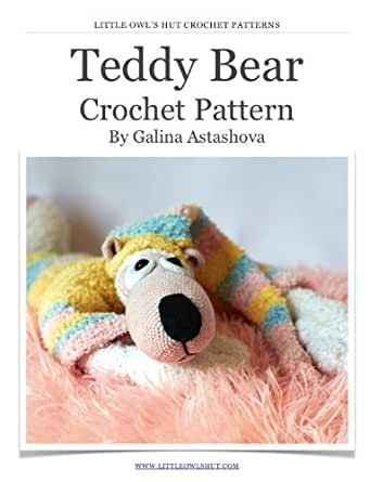 Amigurumi Rainbow Unicorn Pattern : Teddy Bear Crochet Pattern. Amigurumi Toy - Kindle edition ...