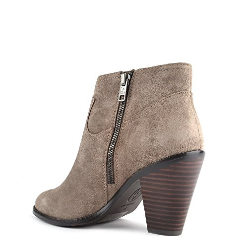 Stone Suede Stone Ankle Ash Boot Shoes Ivana tZwYqY8