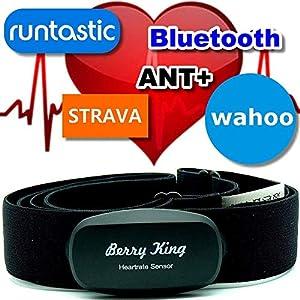 BerryKing Heartbeat | Sensor de Frecuencia Cardíaca