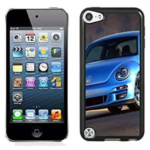 Designed For Iphone 6 4.7 Inch Case Cover Blue Volkswagen Beetle Phone