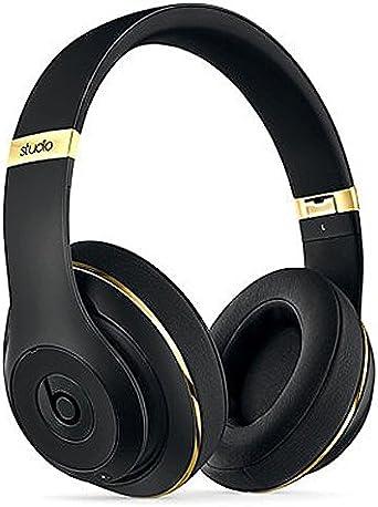 Beats Studio 2.0 Auriculares inalámbricos Alexander Wang edición Limitada (Negro y Dorado): Amazon.es: Ropa y accesorios