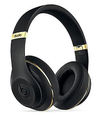 Beats Studio 2.0 Auriculares inalámbricos Alexander Wang edición Limitada (Negro y Dorado)